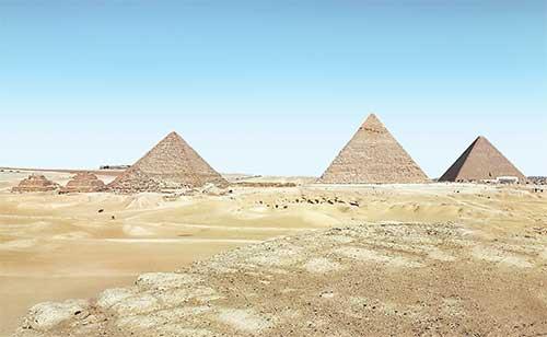 اهرام در مصر باستان