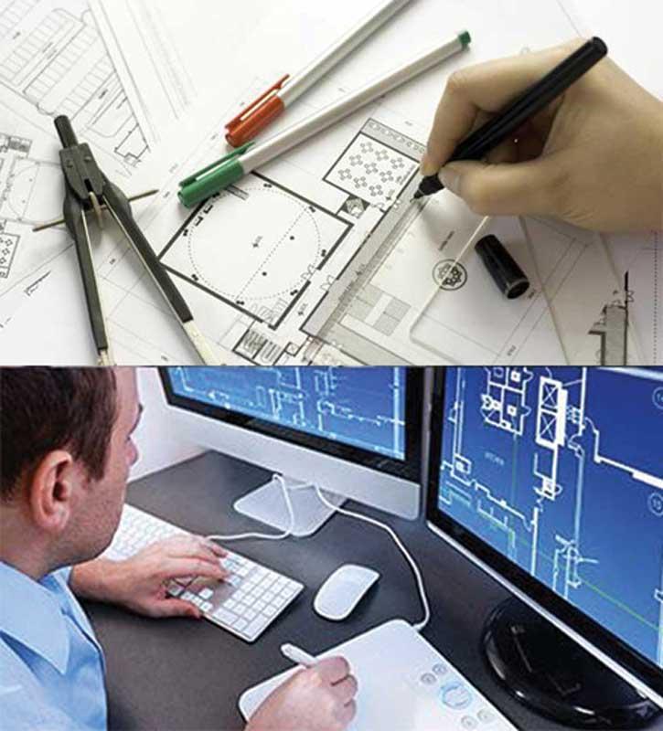 روند طراحی