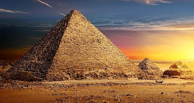 تصویر شاخص اهرام مصر